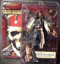 Pirates of the Caribbean 3 DRUNK Jack Sparrow 7in Figure NECA Toys