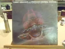 LARRY GRAHAN and GRAMHAM CENTRAL STATION LP My Redio Sure  BSK 3175 Shrink