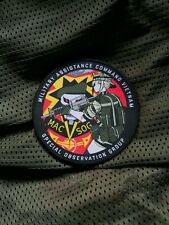 Vietnam War MACV SOG Anime Infantry Girl Panzer Military Morale Patch airsoft