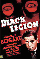 Black Legion-Warner DVD-Region 1-Humphrey Bogart-Ann Sheridan