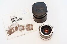Kenko NT AUTO TELEPLUS 3X Lens W/ Case Made In Japan