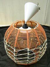 Vecchia lampada a sospensione, Lampada DDR culto design retrò, 60er ANNI VINTAGE