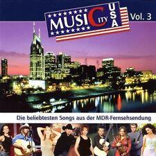 Music City USA 3 (2002) Brooks & Dunn, Sherrié Austin, Nickel Creek, Reba.. [CD]
