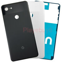 """Replace Glass Housing Rear Battery Back Cover For 6.3"""" Google Pixel 3 XL G013C"""