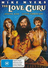 The Love Guru - Comedy / Drug & Sexual References - Mike Myers - NEW DVD