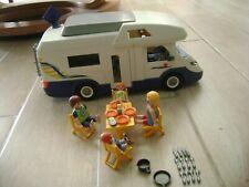 Camping car playmobil d'occasion