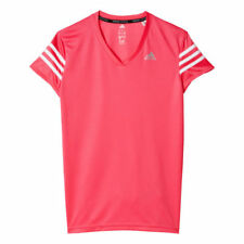 Camisetas y tops de deporte de mujer rosa de poliéster