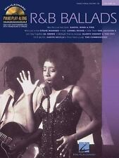 Hal Leonard Piano Play Along R & B Ballads Music Book Vol. 20 (2005, CD)
