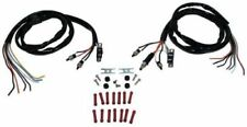 """Harley Shovelhead Handlebar Wireing Kit With Switches/ buttons & 48"""" Wires"""