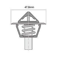 Tridon Thermostat TT630-195 fits Mercedes-Benz SLK-Class SLK 200 (R170), SLK ...