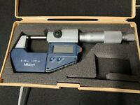 Mitutoyo 293-521-30 Digital display micrometer 0-25mm 0.001mm