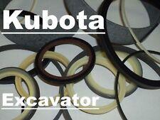 Arm Crowd Cylinder Seal Kit 68493-91030 Fits Kubota KH191