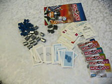 Monopoly Electronic Banking Game  Hotels, Houses, Cards, 4 Tokens Replacement