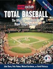 Total Baseball: The Official Encyclopedia of Major League Baseball, Fifth Editi