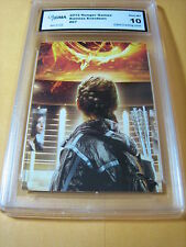 KATNISS EVERDEEN 2012 THE HUNGER GAMES # 67 GRADED 10 L@@@K