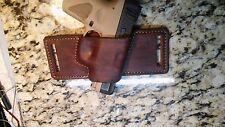 leather holster handmade Taurus pt111 g2 right handed