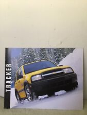 2002 Chevy S-10 Pick Up Brochure