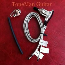 Switchcraft 3 Way Prewired Switch for Gibson Epiphone Les Pauls With Jack