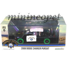 GREENLIGHT 86087 2008 DODGE CHARGER CHP HIGHWAY PATROL POLICE CAR 1/43 Chase