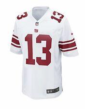 Odell Beckham Jr. New York Giants White Nike Game Jersey - Men's Medium NWT