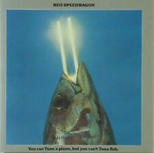 CD - REO Speedwagon - You Can Tune A Piano, But You Can't Tuna Fish - A496