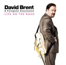 David Brent - Life On The Road NEW CD