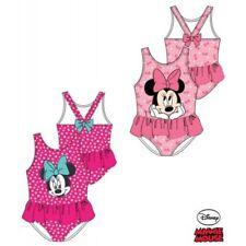 Girls' Clothing (newborn-5t) Bob Der Bär Toller Badeanzug Gr 62 Rot-weiß Geringelt !!