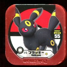 """POKEMON JETON COIN CARRE """"COUNTER"""" - N° 6-45 Umbreon ブラッキー"""