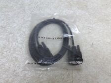 Cabletech DB9M/F 6 Feet Cable Black New