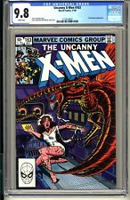 UNCANNY X-MEN #163  CGC 9.8 WP NM/MT  Marvel Comics 1982  Wolverine (vol 1)