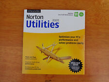 Norton Utilities 2001 5.0 -New Sealed