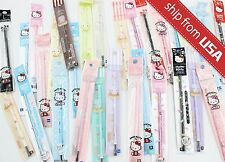 Lot 10pcs Sanrio Licensed Hello Kitty 0.38mm Rollerball Gel ink Pen Refills cute