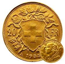 ++ Vreneli - 20 Franken - 5,81g Gold ++