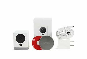 Wyze Cam HD x2 Indoor Wireless Smart Home Cameras with Night Vision, 2-Way 1080p