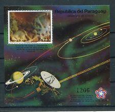 Paraguay Block 307 postfrisch / Weltraum .................................1/1182