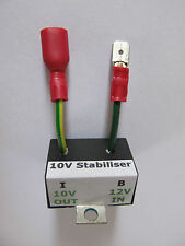 Electronic instrument voltage stabiliser – 10 volt for most classic cars