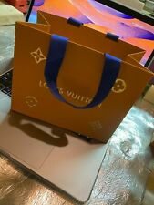 Louis Vuitton Shopping Bag L8.75in W4.5in H7in