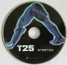Focus T25 Stretch Dvd - genuine replacement Shaun T