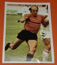 158 JEAN-PIERRE POUBELLE PARIS FC AGEDUCATIFS FOOTBALL 1973-1974 73-74 PANINI