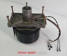 REVOX A77  MOTOR CAPSTAN 1-7/8'' 3-3/4''  - motor sin velocimetro