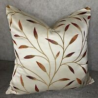 "Contemporary Style Cushion Cover 18"" Designer John Lewis Christine Fabric"