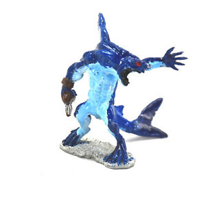 DARK HEAVEN Reaper Wereshark #1 METAL Miniatures