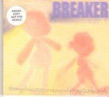 (BA842) Breaker, Strange Love - 1997 DJ CD