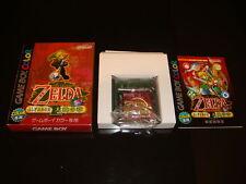 Zelda Oracle of Seasons Red Nintendo Game Boy Japan
