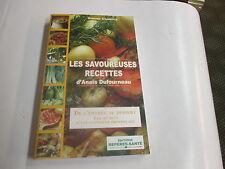 les savoureuses recettes d'anais dufourneau. cuisine provencale
