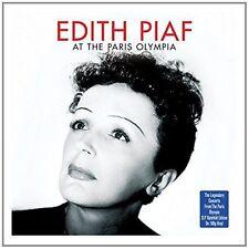 at The Paris Olympia 2lp Gatefold 180g Vinyl - by Edith Piaf