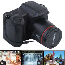 Digital Slr Camera 2.4 Inch Tft Lcd Screen 1080P 16X Zoom Anti-shake