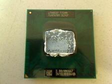 2 GHz Intel T7200 CPU processor Toshiba P100-10U