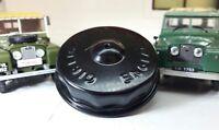 Black Lucas Girling Clutch & Brake Reservoir Cap 260819 Land Rover Series 1 2 2a