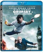 Blu Ray GRIMSBY - ATTENTI A QUELL'ALTRO - (2016)  ......NUOVO